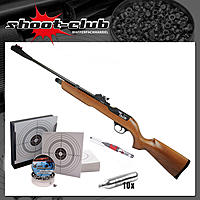 First Strike Falcon CO2 Gewehr 4,5 mm Diabolos im Set