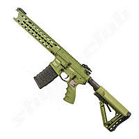 G&G GC16 Predator AEG 0,5J - 6mm Airsoft Gewehr ab14, Hunter Green