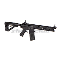 G&G GC16 Predator S-AEG 6mm Airsoft Black Metall Version - max. 1,6J ab18