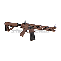 G&G GC16 Predator S-AEG 6mm Airsoft Desert Metall Version - max. 1,6J ab18