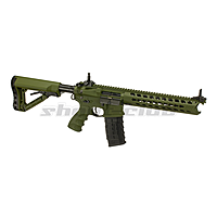 G&G GC16 Predator S-AEG 6mm Airsoft Green Metall Version - max. 1,6J ab18