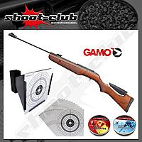 Gamo Hunter IGT Luftgewehr 4,5mm Diabolos - Set