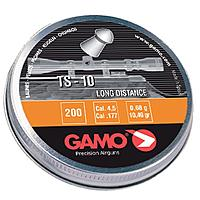Gamo TS 10 Long Distance Diabolos 4,5 mm Spitzkopf - 200 Stk