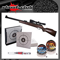 Hämmerli Hunter Force 900 Kipplauf Luftgewehr Kaliber 4,5mm - Set