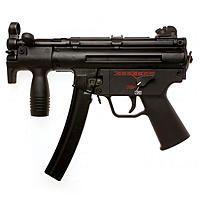 H&K MP5 K Softair Gewehr - Gas Blow Back 6 mm - 1J