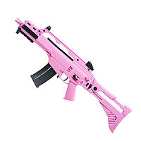 H&KG36 C IDZ Softair Gewehr 6 mm electric Blowback - Pink Edition