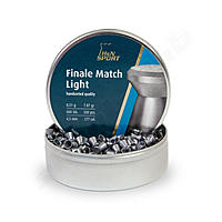 H&N Finale Match Light Diabolos Kaliber 4,5mm 0,51g - 500 Stk.