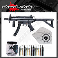 Heckler & Koch MP5K-PDW CO2-Gewehr 4,5mm - Set