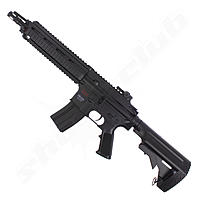 Heckler & Koch HK 416 CQB vollauto. Softair - max. 0,5 J