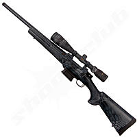 Howa 1500 Varminter Kryptek Typhoon - ZF 4-16x44 - .308
