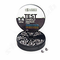 JSB MATCH Diabolos Test-Set - 0,535g - 7 x 50 Stk