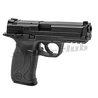 KWC M&P 40 Blowback Metal Version CO2 Airsoft Pistole - Black