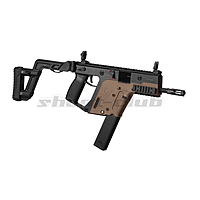 Krytac Kriss Vector Dual Color SMG S-AEG 6mm Airsoft ab18