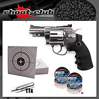 Legends S25 CO2 Revolver Spar-Set small