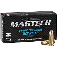 Magtech First Defense BONDED JHP 9mmLuger SUB 9,52g / 147gr