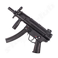 Maschinenpistole HK MP5 K Co2 GBB Softair 6mm - 2,5J