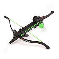 NXG Pistolenarmbrust Red Back - green black - 80lbs mit 3 Bolzen