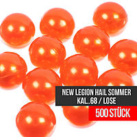 New Legion Hail Sommer Paintballs .68 - 500 Stück