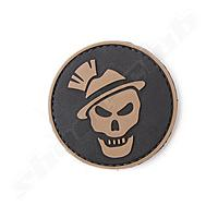 Oberland Arms 3D Rubber Patch Tactical Sepp schwarz BK
