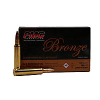 PMC Bronze FMJ BT 55grs .223 Remington 20 Schuss