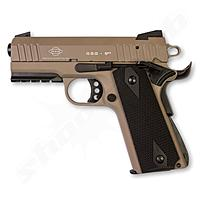 Pistole GSG 922 Tan Kaliber .22lr HV - Single Action