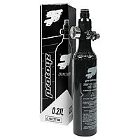Protoyz HP-Flasche 0,21 Liter 207 Bar 3000 PSI + Regulator
