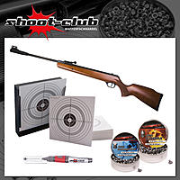 Ruger Air Scout Rancher Kit Luftgewehr 4,5mm- Set