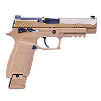 SIG Sauer ProForce P320 M17 Co2 Pistole 6mm BB Tan