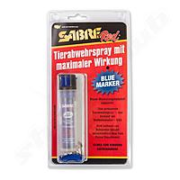 Sabre Red Blue Mark Weitstrahl Pfefferspray - 21g