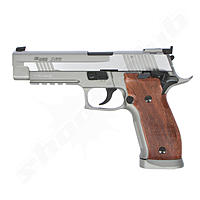 Sig Sauer P226 X-Five CO2 Pistole - KWC stainless Kaliber 4,5 mm BB