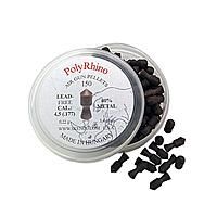 Skenco Poly Rhino - Air Gun Pellets - Diabolos Kal. 4,5mm - 150 Stk.