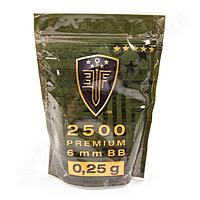 Softair BBs - Elite Force - /0,25 g/ 6 mm/ 2500 im Beutel