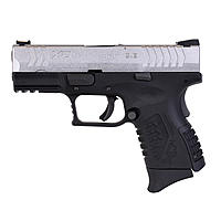 Springfield XDM Compact Airsoft GBB Pistole ab18 - Bicolor