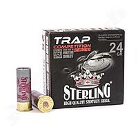 Sterling® Competition Trap 12/70 24g / 2,4mm - 25 Stk