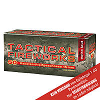 Tactical Fireworks Whistle 50 Schuss Kaliber 15mm