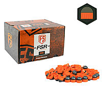 Tiberius First Strike FSR 600er Pack smoke / orange / orange