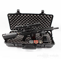 Tiberius First Strike Scout Sniper Rifle Bundle mit Hawke Vantage 3-9x40
