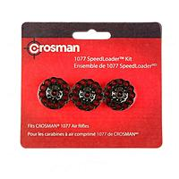 Trommelmagazine Crosman 1077 Repeat Air CO2 Gewehr - 3er Pkg.