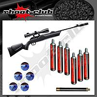 Umarex 850 AirMagnum TargetKit 4,5mm CO2-Gewehr - SET
