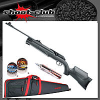 Umarex 850 M2 CO2 Gewehr 4,5mm Diabolo - Futteral-Bundle