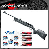 Umarex 850 M2 CO2 Gewehr Kaliber 4,5mm - Diabolo Set