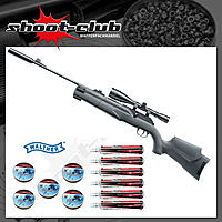 Umarex 850 Target Kit 4,5mm CO2-Gewehr - SET