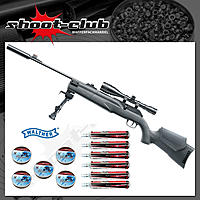 Umarex 850 XT Kit Kaliber 4,5mm CO2 Gewehr - SET