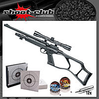 Umarex RP5 Carbine Kit CO2 Pistole 4,5mm Diabolos - Set
