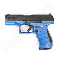 Walther PPQ M2 Softair Pistole GBB 1J Deep Blue