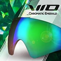 Virtue VIO/Bunkerkings CMD Thermalglas Chromatic Emerald