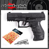 Walther PPQ M2 T4E RAM .43 - 4 Joule inkl. Battle Dust Powderballs