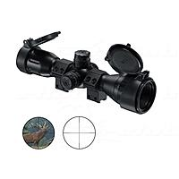 Walther Zielfernrohr 4x32 Mini DC CQB Scope inkl. 11 mm Montage