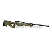 Well L96 MB-01 Upgraded 6mm Airsoft Sniper - OD Green