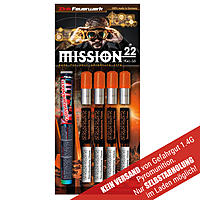 Zink Mission 22 Kaliber 15mm 22-teilig